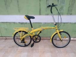 Bicicleta  -  Dobravel - Novissima - pouquissimo uso