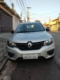 Renault Kwid Zen 2018 *Único Dono* Completo