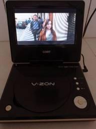 Torro! DVD Portátil - Aceito Cartão e Pix