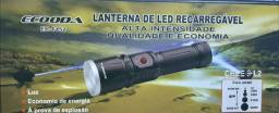 Lanterna LED Recarregável