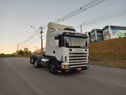 Scania G124 - 420 ano 2000 Randon 2005