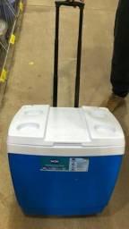 Caixa termica com rodinha 42 litros
