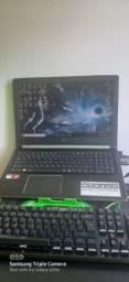 Troco Acer aspire 5, 8 GB RAM 1 t HD placa (Pc ou notebook melhor,volto 2000 k)