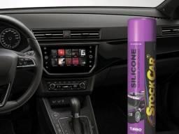 Silicone Aerosol Perfumado Stock Car Spray 400ml Turbo