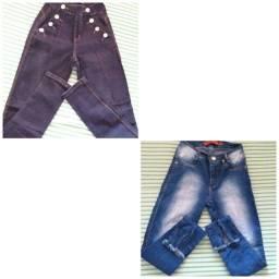 Desapego de calças jeans