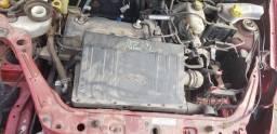 Motor parcial ford ka 1.0 8v 2012