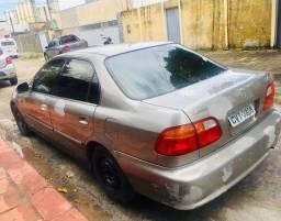 Vendo ou troco Honda Civic ano 2000