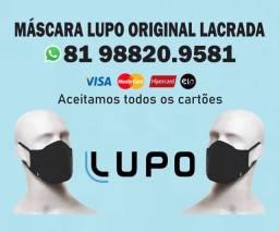 Máscara Lupo Original ENTREGO HOJE