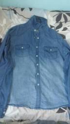 Camisas masculina semi Nova