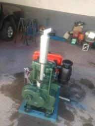 Motor AGRALE M90 com bomba HERO