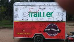 Food treiller 3,00m x 2,00m ano 2016
