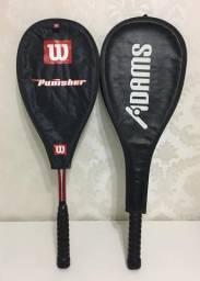 Raquetes de Squash