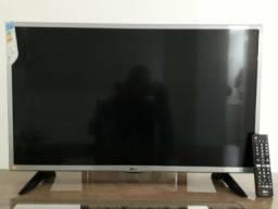 """Smart TV LED 32"""" HD LG 32LJ600B"""