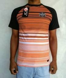 Camiseta Oakley laranja