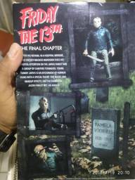 NECA Jason Voorhees Friday the 13th O Capítulo Final