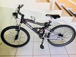 Mountain Bike Caloi SK Full Suspension