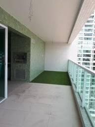 Amazonita Garden: Novíssimo 136m² 3 Suites 2 Vg Garagem 12º Andar Nascente na 3 de Maio