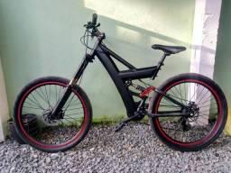Bicicleta steel