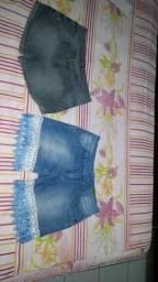 Shorts seminovos na promoção!!!!