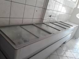 Freezer ilha 6 portas