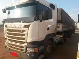 Scania 440 6x4 bitrem - 2014 Ent.+ 80x4.951,74