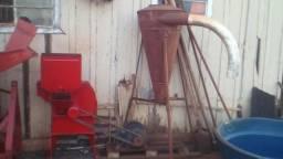 Triturado bifaze e trifaze de motor de 5 cv