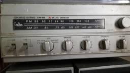 Vitrola Delta Dbr 4020 Antiga