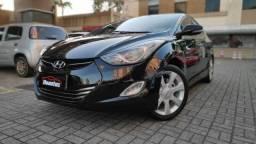 Elantra GLS 1.8 2012 Automático com teto solar * Carro top - 2012