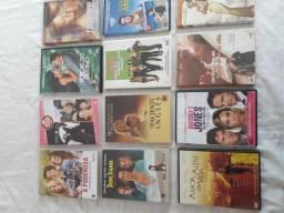 Vendo filmes em Dvd