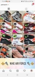 Sapatos Adulto e Infantil 1 linha
