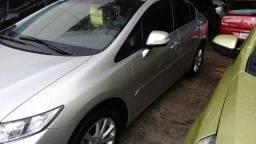 Civic LXL 2012/2012 - Completaço - 2012
