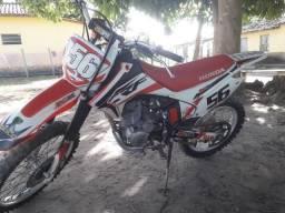 Moto CRF 230 15/16 - 2016