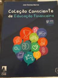Coleção consciente educação financeira 9° ano