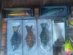 Iscas de pesca esportiva