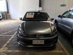 VW VIRTUS HIGHLINE 200 TSI CINZA 2018/2018 - 2018