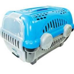 Caixa de Transporte Luxo N. 3 Azul - Furacão pet