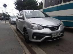 Toyota Etios Sedam 1.5 Flex 2017 Automatico - 2017