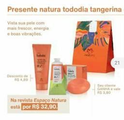 Presente Natura Tododia com 1 item Grátis
