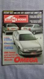 Quatro Rodas Julho 1992