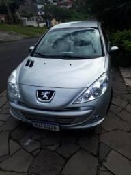 Peugeot 207 XR passion sedan gnv - 2012