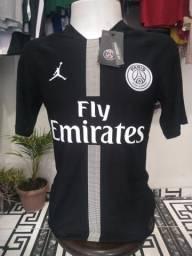 Camisa PSG Jordan - Versão jogador 5f7b4f33dcea0