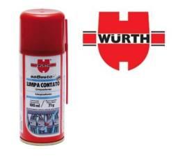 Título do anúncio: Limpa contato Wurth 100ml