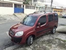 Fiat Doblo ELX 1.4, único dono, GNV - 2011
