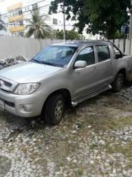 Hilux Diesel 4x4 - 2010