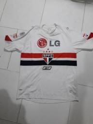 478d7d1516 Camisa 10 Do São Paulo Oficial Libertadores 2006 (nova )