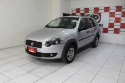 FIAT PALIO 2011/2012 1.6 TREKKING WEEKEND 16V FLEX 4P MANUAL - 2012