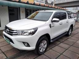 Toyota Hilux 2.8 SRV CD 4P - 2016