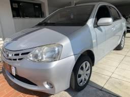 Etios Sedan X 1.5 Flex 2013/2013/Completo/Segundo Dono - 2013
