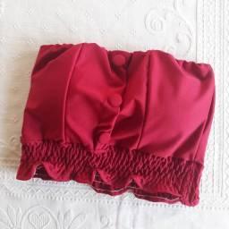 Cropped Vermelho
