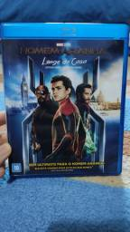 Blu-ray Homem-Aranha - Longe de Casa Original
